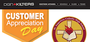 DGN Kilters Customer Appreciation Day